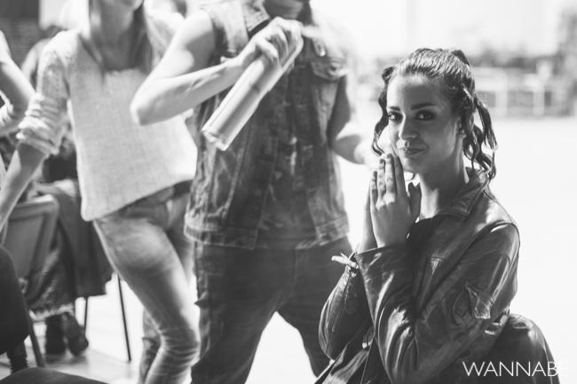 fashion week backstage beograd 19 Backstage 36. Perwoll Fashion Week (drugi deo)