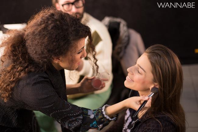 fashion week backstage beograd 27 Backstage 36. Perwoll Fashion Week (drugi deo)