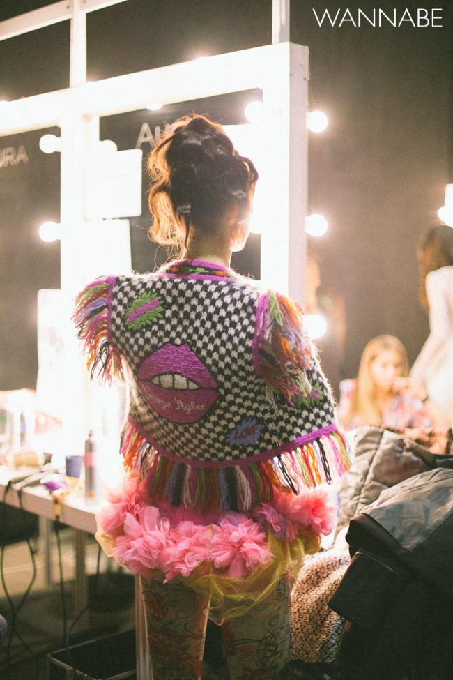 fashion week backstage beograd 28 Backstage 36. Perwoll Fashion Week (drugi deo)