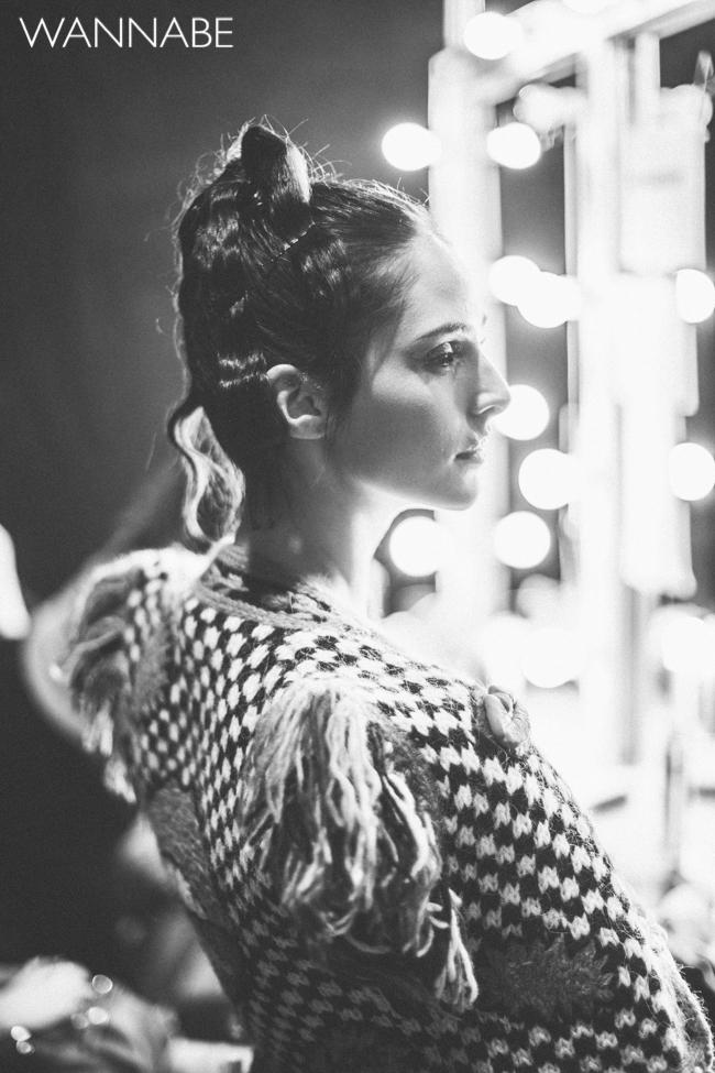 fashion week backstage beograd 29 Backstage 36. Perwoll Fashion Week (drugi deo)