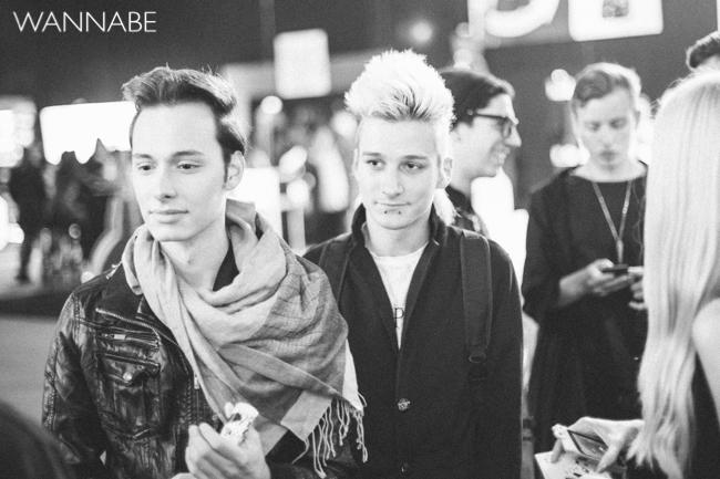 fashion week backstage beograd 33 Backstage 36. Perwoll Fashion Week (drugi deo)