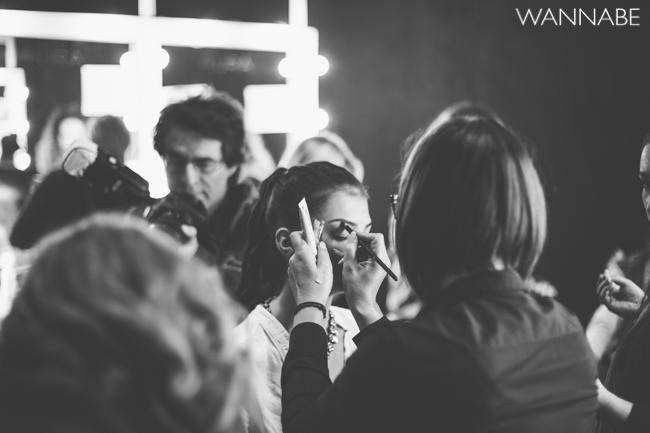 fashion week backstage beograd Backstage 36. Perwoll Fashion Week (drugi deo)