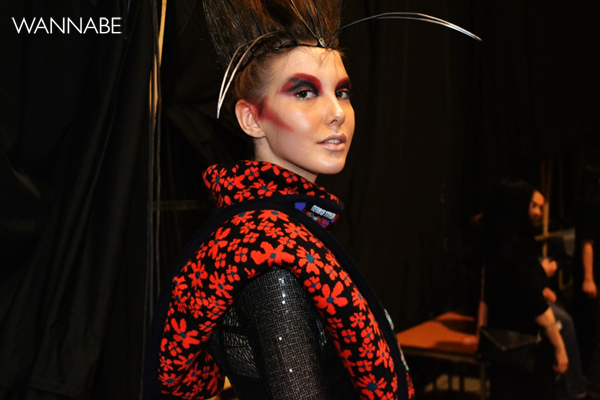 bfw5 Backstage iz ugla jedne manekenke: Drugi dan 33. Perwoll Fashion Week a