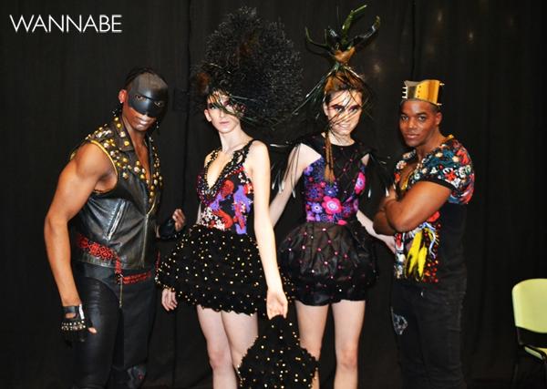 bfw7 Backstage iz ugla jedne manekenke: Drugi dan 33. Perwoll Fashion Week a