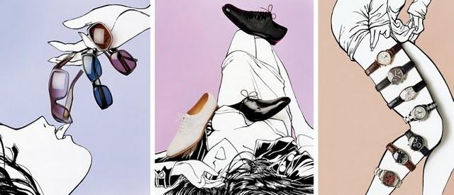 details drawn together Bela Borsodi