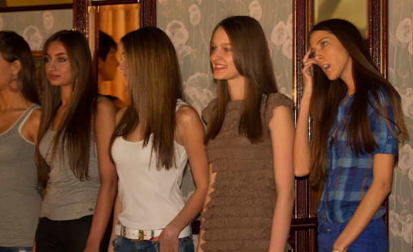 andjelas 103 of 319 Belgrade Fashion Week: Kasting
