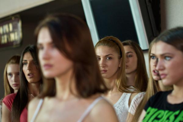 andjelas 122 of 319 Belgrade Fashion Week: Kasting