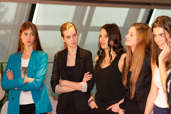 andjelas 238 of 319 Belgrade Fashion Week: Kasting