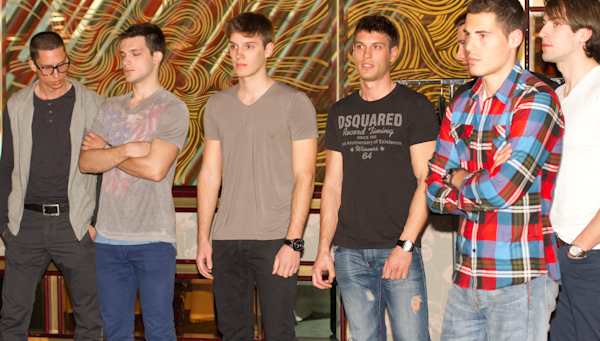 andjelas 282 of 319 Belgrade Fashion Week: Kasting