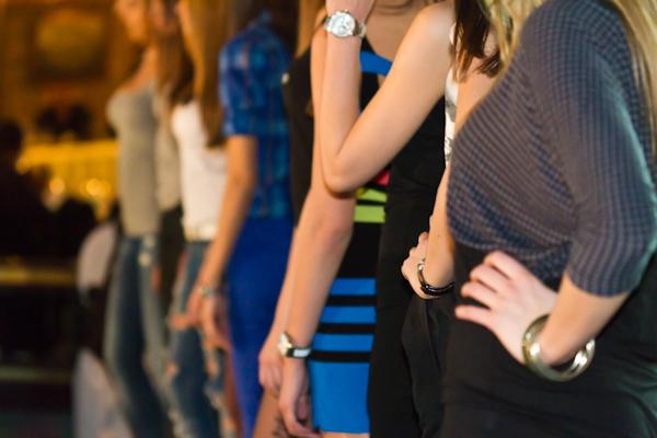 andjelas 94 of 319 Belgrade Fashion Week: Kasting
