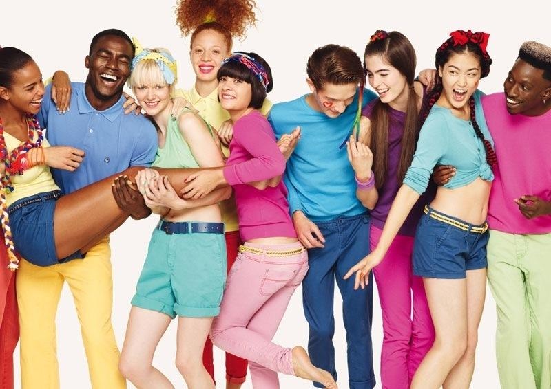 7 United Colors of Benetton proleće/leto 2011.
