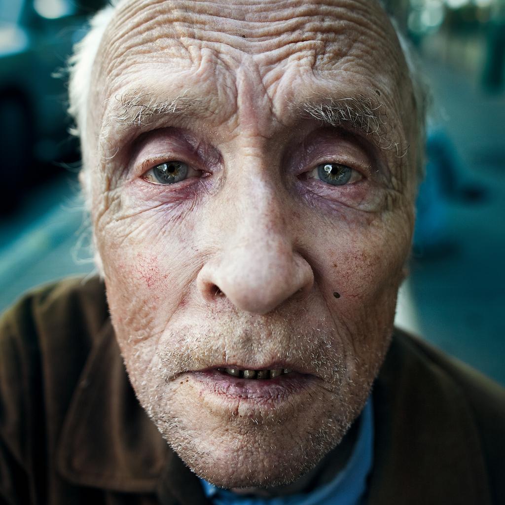 a stranger 78 years old Da li ste čuli za Benoit Paille a?