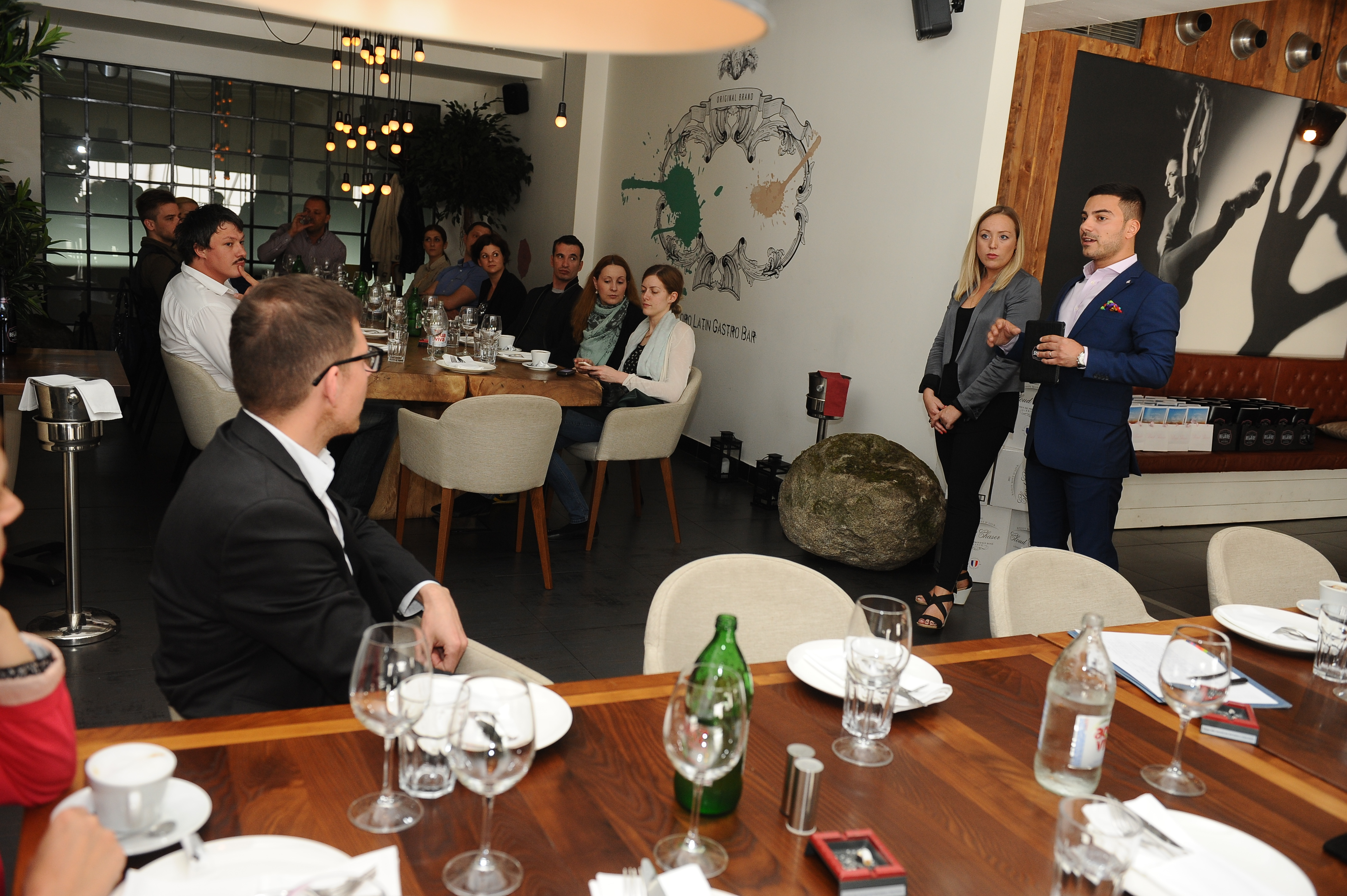 promocija vina 159 Beogradska rivijera: Roze vina iz Provanse
