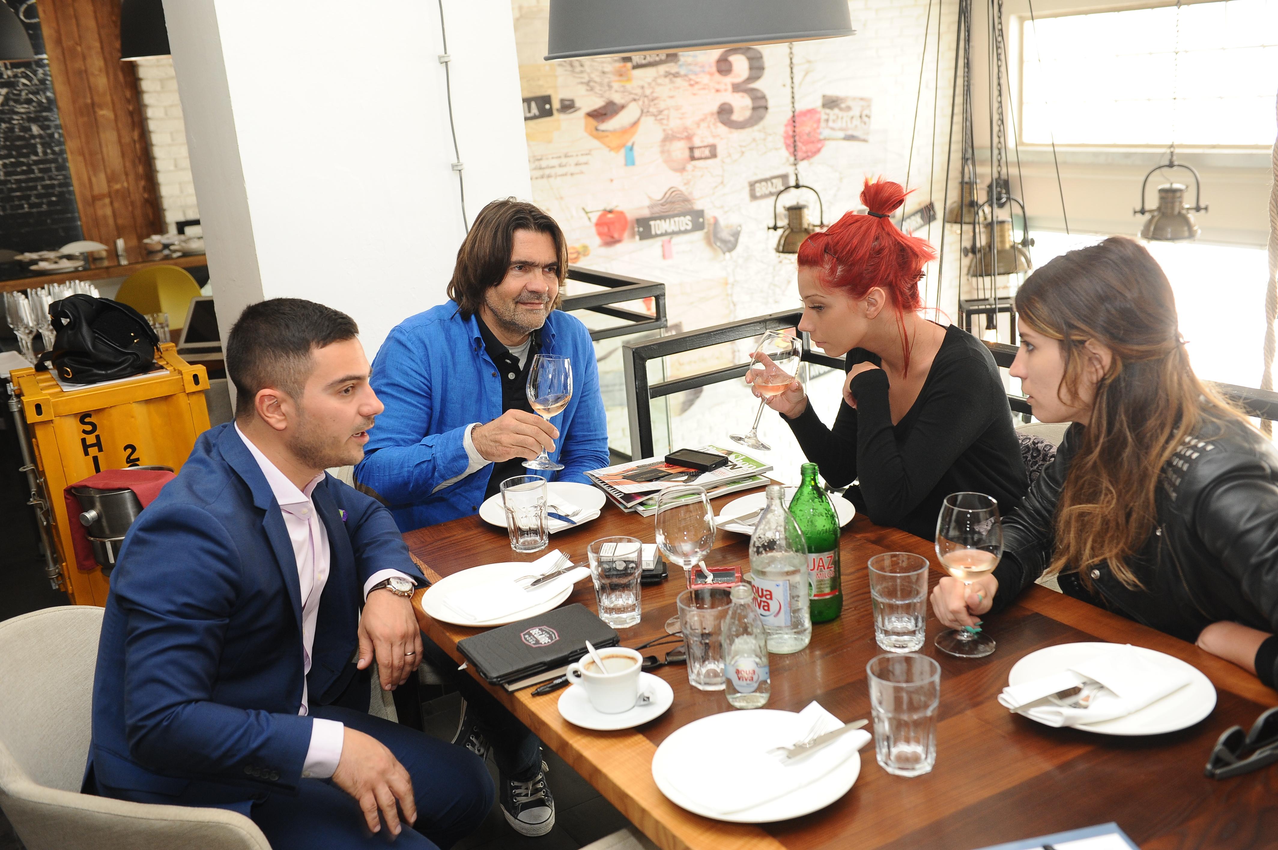 promocija vina 185 Beogradska rivijera: Roze vina iz Provanse