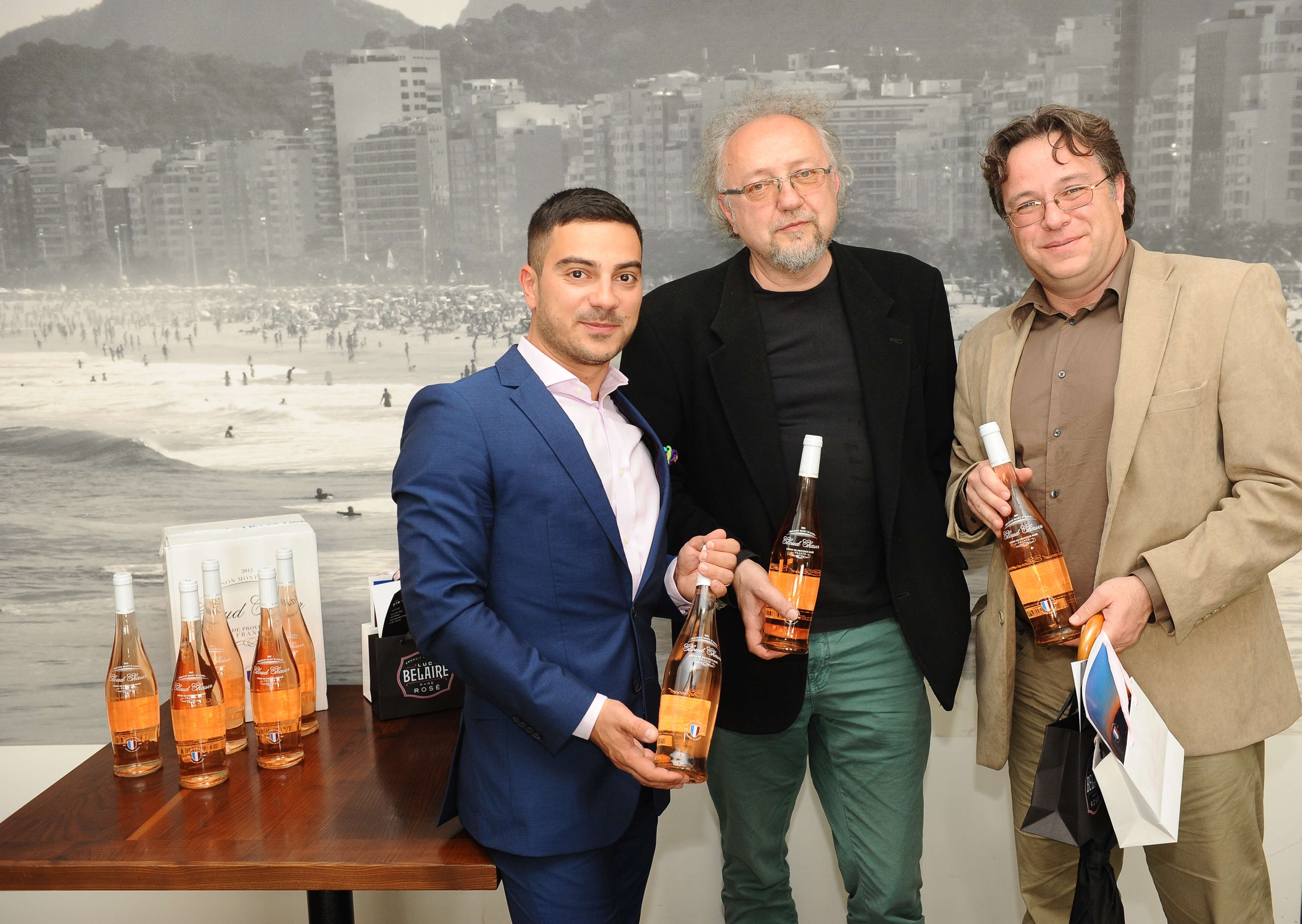 xxy Beogradska rivijera: Roze vina iz Provanse