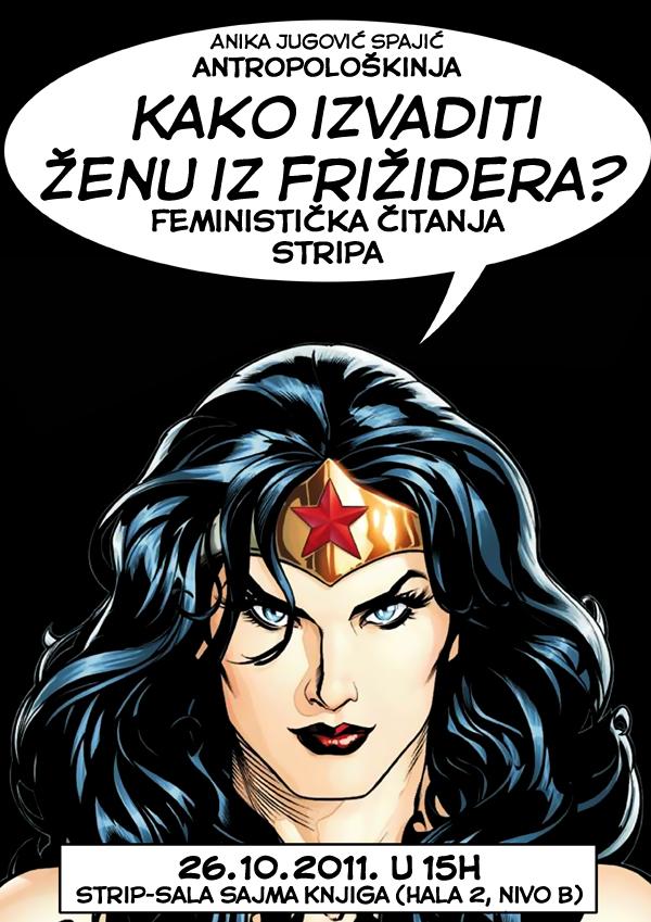 kako izvaditi zenu plakat 2 Beogradski Sajam knjiga: poziv na dešavanja u Strip sali