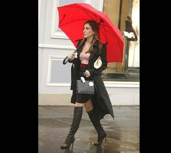 ep93 carrie street umbrella Betsi Džonson – otkačena matora plavuša