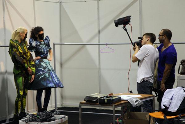 img 4485 copy 32. Belgrade Fashion Week: Backstage (1. deo)