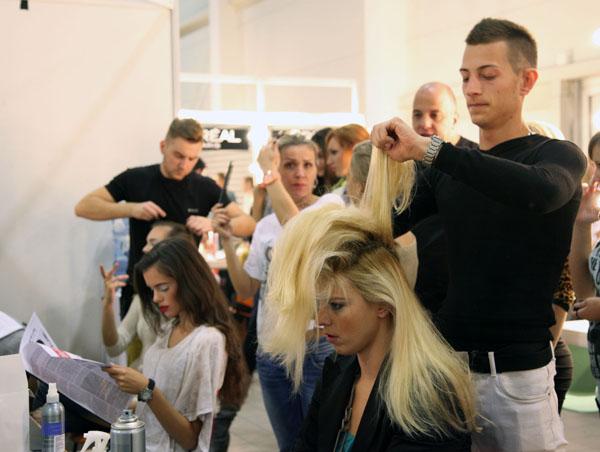 img 4487 copy 32. Belgrade Fashion Week: Backstage (1. deo)