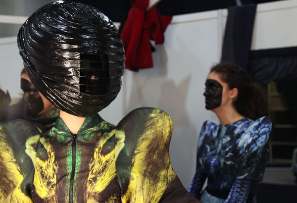 img 4519 copy 32. Belgrade Fashion Week: Backstage (1. deo)