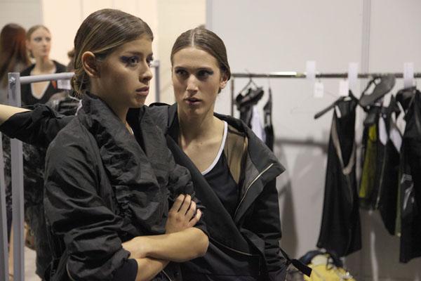 img 4543 32. Belgrade Fashion Week: Backstage (1. deo)