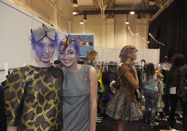 img 4550 32. Belgrade Fashion Week: Backstage (1. deo)