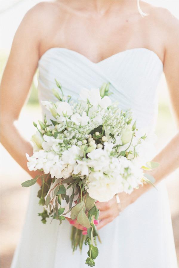 north carolina wedding 2 Bidermajeri i cveće