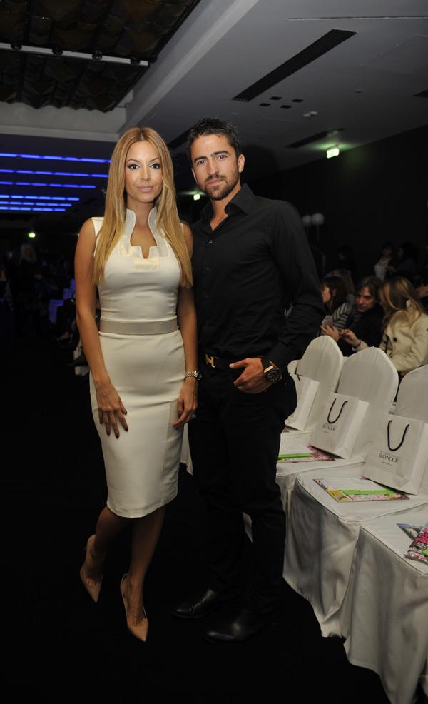 biljana i janko tipsarevic 33. Belgrade Fashion Week: Biljana Tipsarević i Bata Spasojević