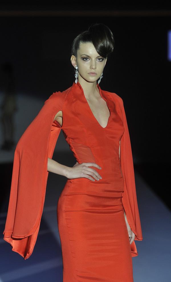 biljana tipsarevic 3 33. Belgrade Fashion Week: Biljana Tipsarević i Bata Spasojević