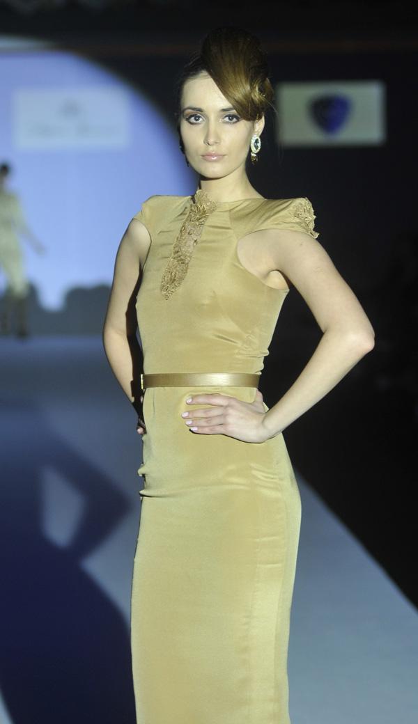 biljana tipsarevic 4 33. Belgrade Fashion Week: Biljana Tipsarević i Bata Spasojević