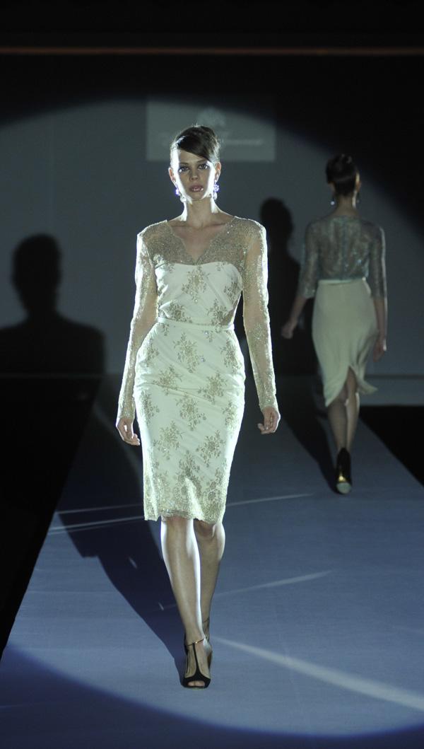 biljana tipsarevic 33. Belgrade Fashion Week: Biljana Tipsarević i Bata Spasojević