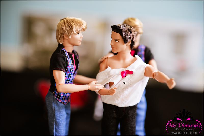 bk 021 Barbie and Ken Got Married!
