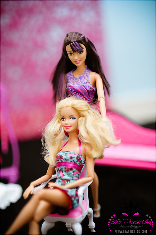 bk 072 Barbie and Ken Got Married!