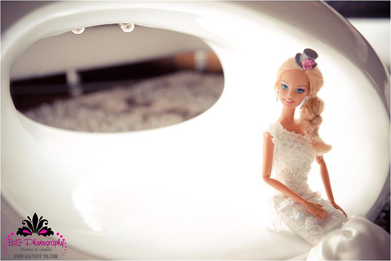 bk 169 Barbie and Ken Got Married!