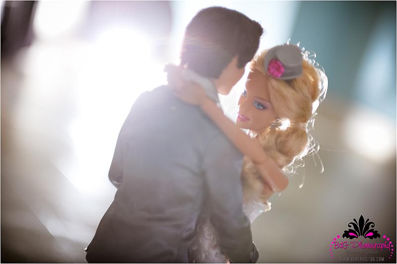bk 258 Barbie and Ken Got Married!