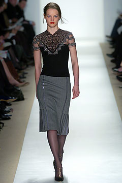 100124335 Badgley Mischka: Između stila i trenda