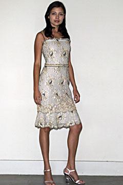 100045100 Badgley Mischka: Između stila i trenda