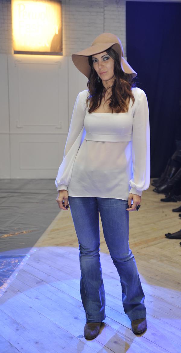 "lena bogdanovic 33. Belgrade Fashion Week: ""British Day"""