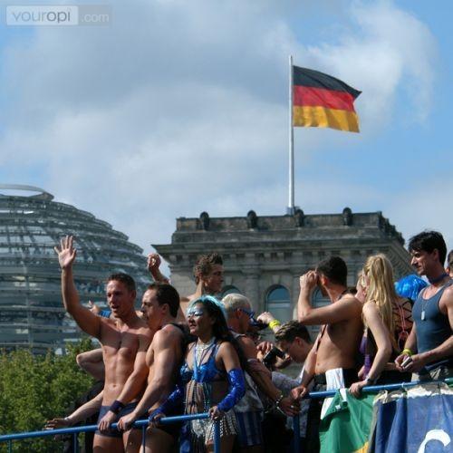 christopher street day berlijnp event2558c 0 Homoseksualnost u Nemačkoj