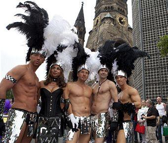 christopher street day berlin 09 Homoseksualnost u Nemačkoj