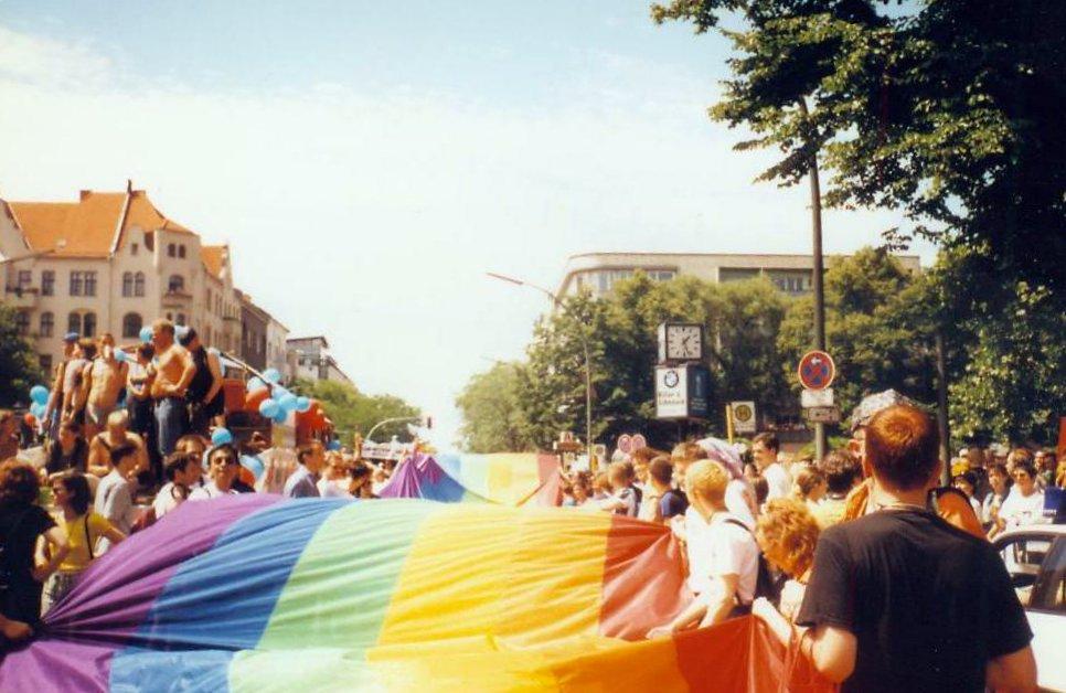christopher street day 1997 Homoseksualnost u Nemačkoj