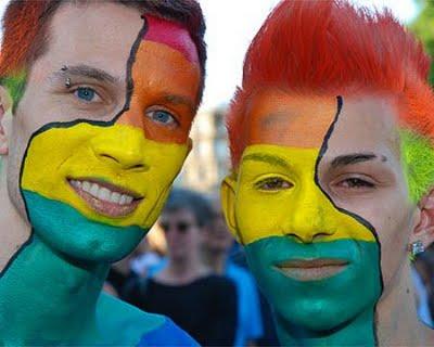 gays stuttgart festival germany xinhua Homoseksualnost u Nemačkoj