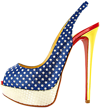 miss america christian louboutin spring 2011 Kolekcija Christian Louboutin za proleće 2011.