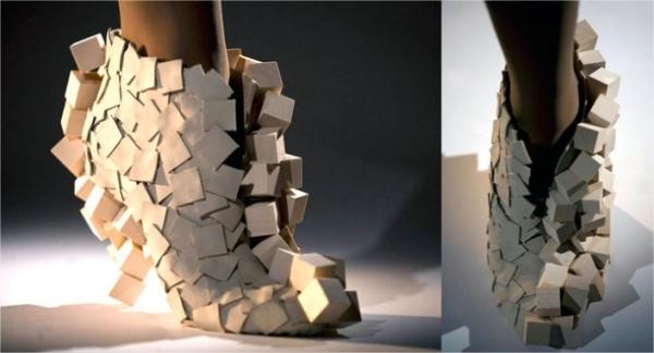 44 Nevidljive cipele