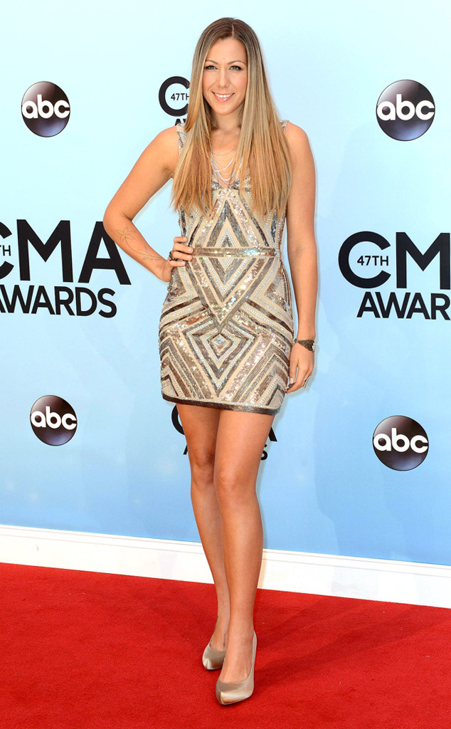 rs 634x1024 131106161756 634 colbie caillat cma awards nashville ms  110613 Fashion Police: CMA Awards 2013