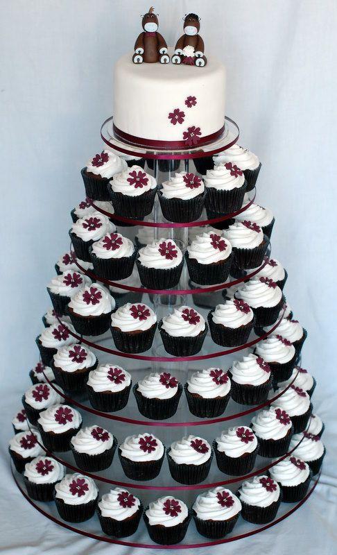 wedding cupcakes 2  Pojedite sve kolačiće, odmah!