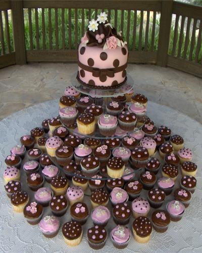 wedding cupcakes 5 0  Pojedite sve kolačiće, odmah!