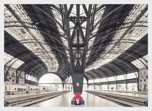 1332779103 depart alvia train barcelona 528x385 Da Vinci XXI: Izvanredne fotografije i jedinstvene skulpture