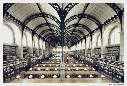1332779162 bibliothe cque sainte genevie cve architecte henry labrouste 528x361 Da Vinci XXI: Izvanredne fotografije i jedinstvene skulpture