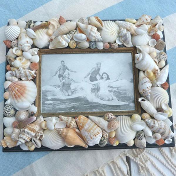 8 Uradi sam: Detalji za dom od školjki i peska